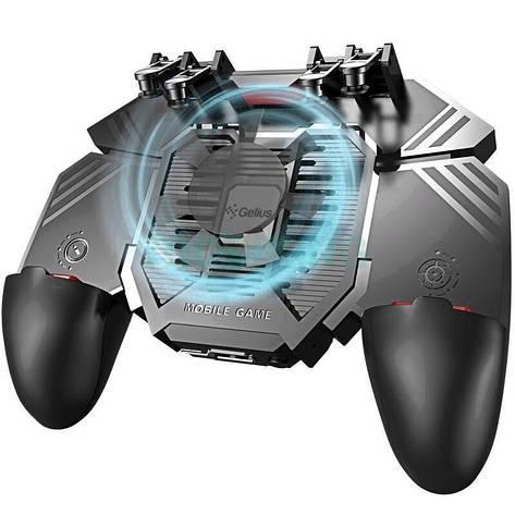 Безпровідний геймпад Gelius Pro Mega Boost GP-GT003 Black, фото 2