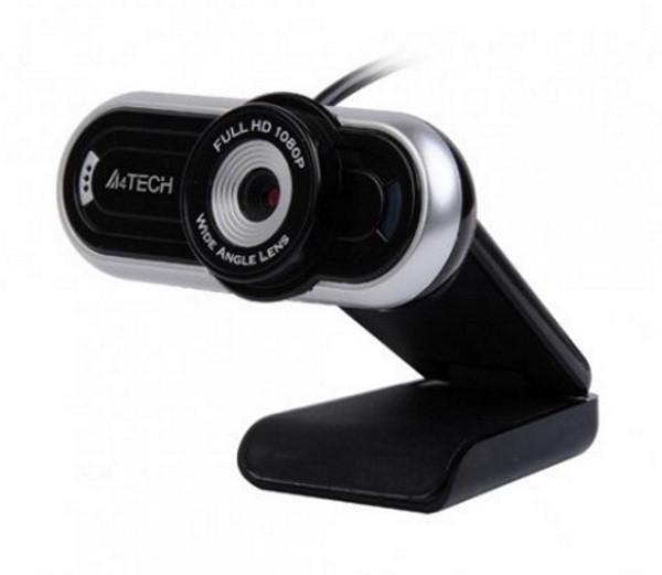 Веб-камера A4Tech PK-920H-1 HD Black/Silver