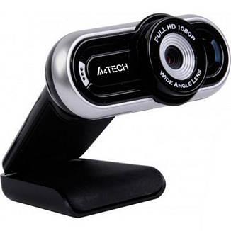 Веб-камера A4Tech PK-920H-1 HD Black/Silver, фото 2