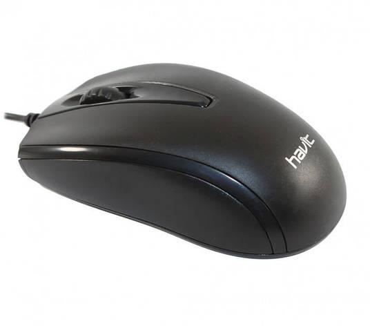 Мышь Havit HV-MS871 Black, фото 2
