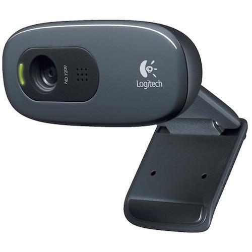 Веб-камера Logitech C270 Black