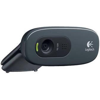 Веб-камера Logitech C270 Black, фото 2