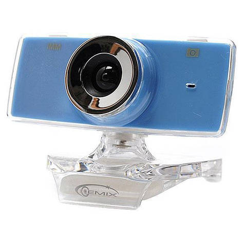 Веб-камера GEMIX F9 Blue, фото 2