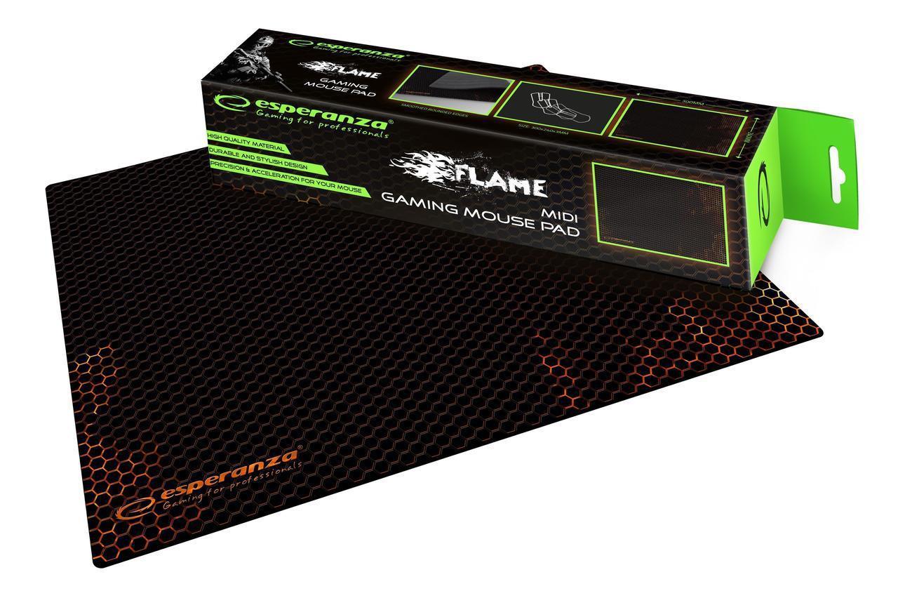 Ігрова поверхня Esperanza for gaming Flame maxi (400 x 300 x3)