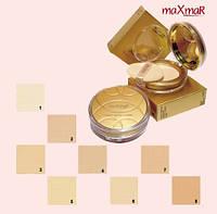 Компактная крем-пудра для лица maXmaR
