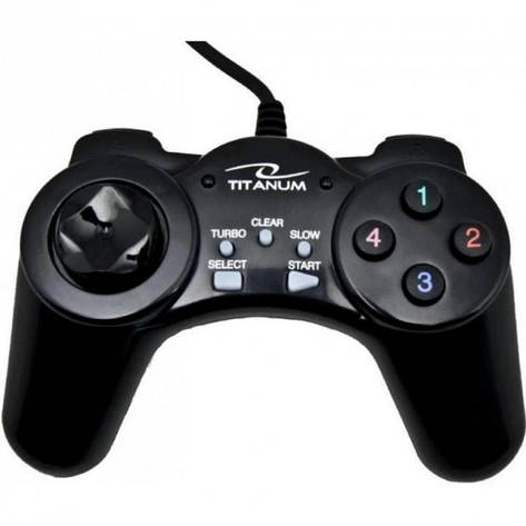 Проводной геймпад Esperanza Titanum gamepad for PC USB Samurai (TG105), фото 2