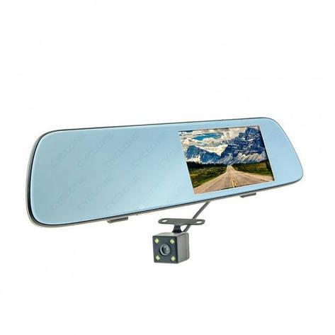 Видеорегистратор зеркало CYCLONE MR-53, фото 2