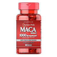 Препарат для підвищення лібідо Puritan's Pride Maca 1000 мг Exotic Herb for Men (60 капс)
