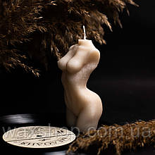 Свеча женский торс