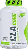 Жіросжігателя MusclePharm CLA core (180 кап)