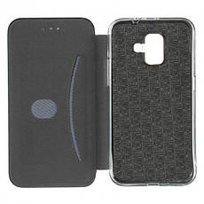 Чехол-книжка G-Case Ranger Series for Samsung A600(A6-2018) Black, фото 2