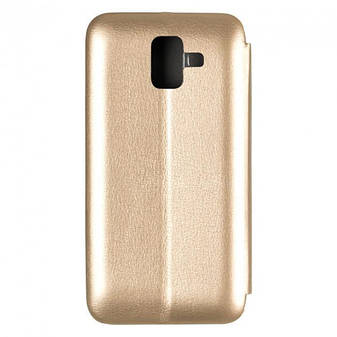 Чохол-книжка G-Case Ranger Series for Samsung A600(A6-2018) Gold, фото 2