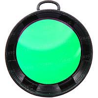 Світлофільтр Olight 23 мм зелений