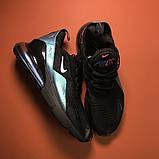 Мужские кроссовки Nike Air Max 270 Reflex Black, мужские кроссовки найк аир макс 270, фото 2