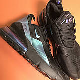 Мужские кроссовки Nike Air Max 270 Reflex Black, мужские кроссовки найк аир макс 270, фото 3