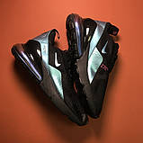 Мужские кроссовки Nike Air Max 270 Reflex Black, мужские кроссовки найк аир макс 270, фото 4