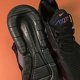 Мужские кроссовки Nike Air Max 270 Reflex Black, мужские кроссовки найк аир макс 270, фото 6