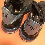 Мужские кроссовки Nike Air Max 270 Reflex Black, мужские кроссовки найк аир макс 270, фото 7