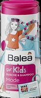 Детский шампунь - гель для душа Balea for Kids Mode, 300мл