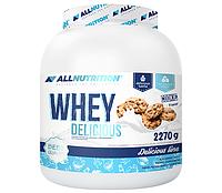 Протеїн All Nutrition Whey Delicious (2270 г)