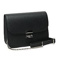 Жіноча шкіряна сумка Ricco Grande 1l650-black