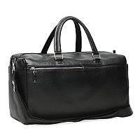 Мужская кожаная сумка Ricco Grande K166313-2-black