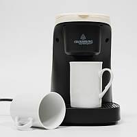 Кофеварка капельная на две чашки Crownberg CB 1567 500Вт