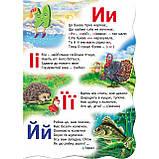 Книжка-картонка Малятко-розумнятко Абетка у загадках Авт: Федієнко В. Вид: Школа, фото 3