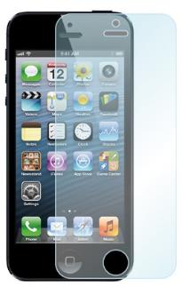 Гідрогелева захисна плівка AURORA AAA на iPhone SE на весь екран прозора