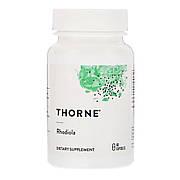 Родиола, Rhodiola, 100 мг, Thorne Research, 60 капсул