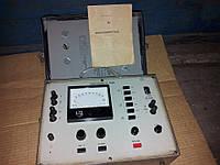 Микроомметр Ф415 Паспорт