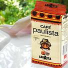Натуральный итальянский молотый кофе Lavazza Paulista 250г, фото 5