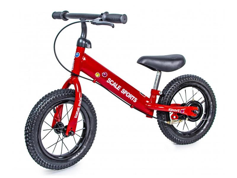 Детский Беговел-Велобег от 2-х лет Scale Sports Красный