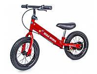 Дитячий Беговел-велобіг від від 2-х років Scale Sports Червоний, фото 1