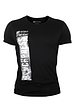 Футболка Extrifit Sportswear T-SHIRT EXTRIFIT® QUADRATO BLACK code 33