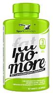 Энергетические и специальные препараты Sport Definition Fat No More  (120 капс)