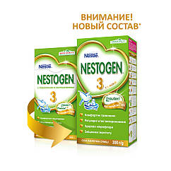 "1011_Годен_до_04.09.21 Nestle ЗГМ з.г.м. ""Нестожен 3""350гр"
