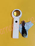 Лупа трансфомер с подсветкой FS37RC, фото 2