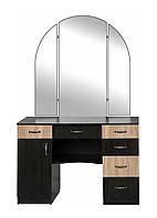 Туалетний стіл Трюмо Анжеліка (плюс) /МАКСИ-Меблі, фото 1