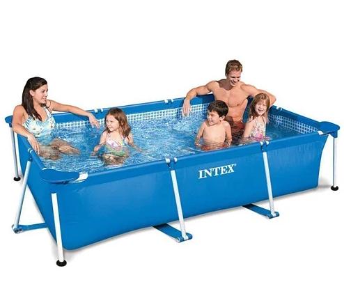 Каркасний басейн Intex 300*200*75 см