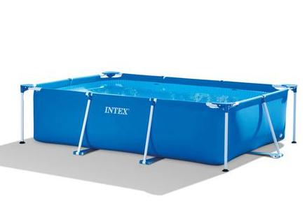 Каркасний басейн Intex 300*200*75 см, фото 2