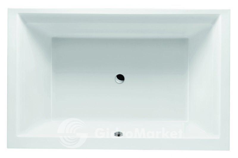 Гидро-аэромассажная ванна AM.PM Admire, W1AW-190-120WE, 1900х1200х505 мм
