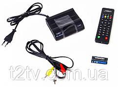 Тюнер DVB-T2 9956 с поддержкой Wi-Fi адаптера