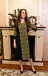 Жіночне вишите плаття зручної довжини та легкого крою🌷, фото 8