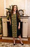 Жіночне вишите плаття зручної довжини та легкого крою🌷, фото 9