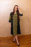 Жіночне вишите плаття зручної довжини та легкого крою🌷, фото 7