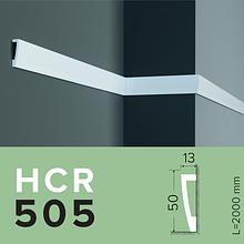 МОЛДИНГ GRAND DECOR HCR 505 (2.00М) полимерный для стен