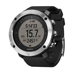 Часы Suunto Traverse Black GPS Sports Watch (SS021843000)