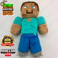 """Іграшка Стів Minecraft - """"Steve"""" - 32 х 20 см"""