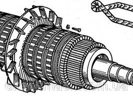 Якорь двухмашинного агрегата А-706Б У2 (БИЛТ.684263.006-01)